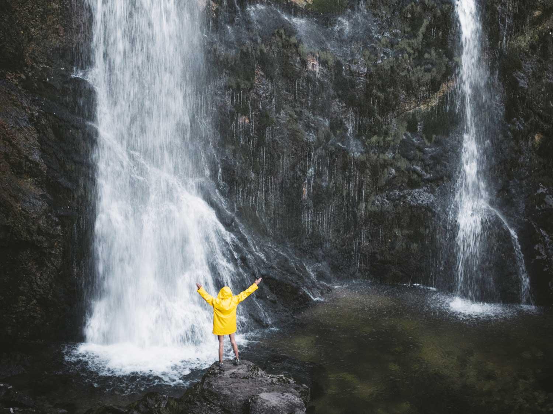 Klammwanderung in der Palfauer Wasserlochklamm