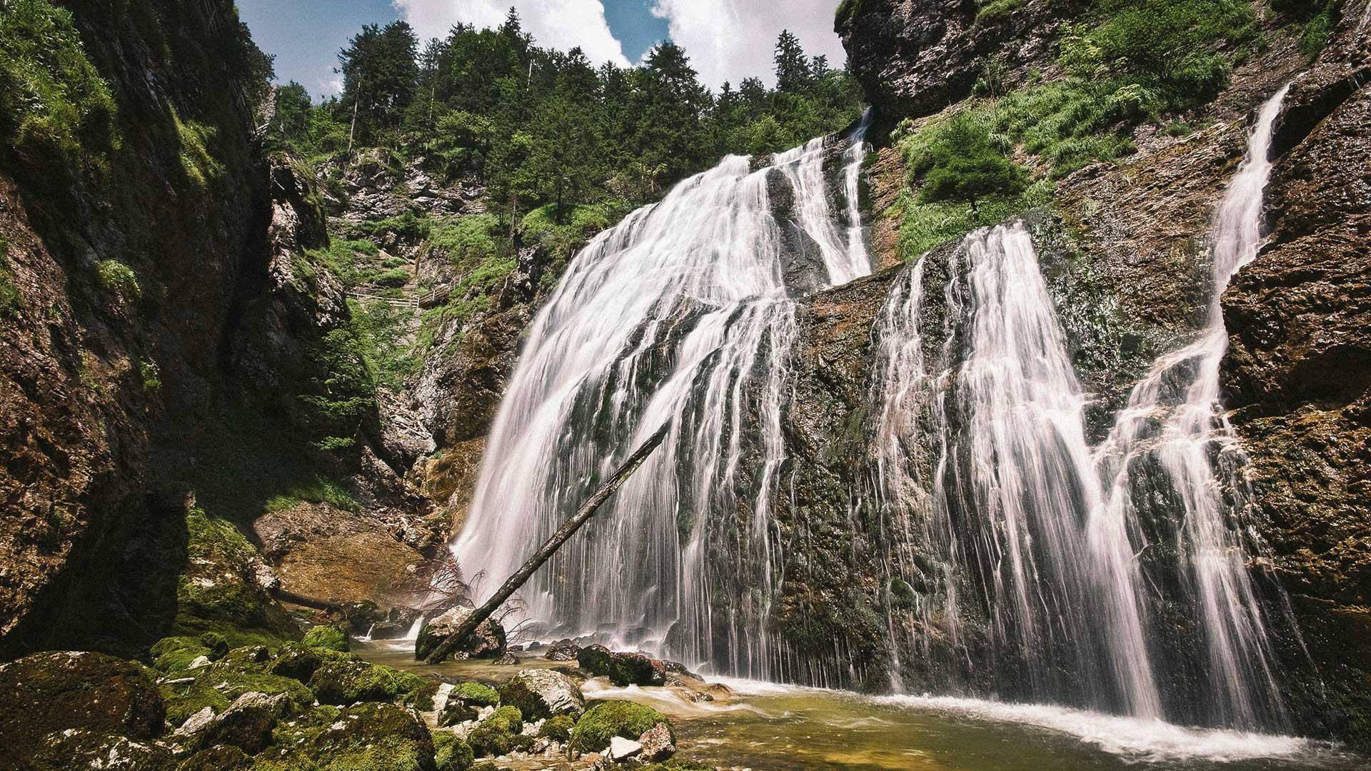 Mysterium Wasserlochklamm Palfau