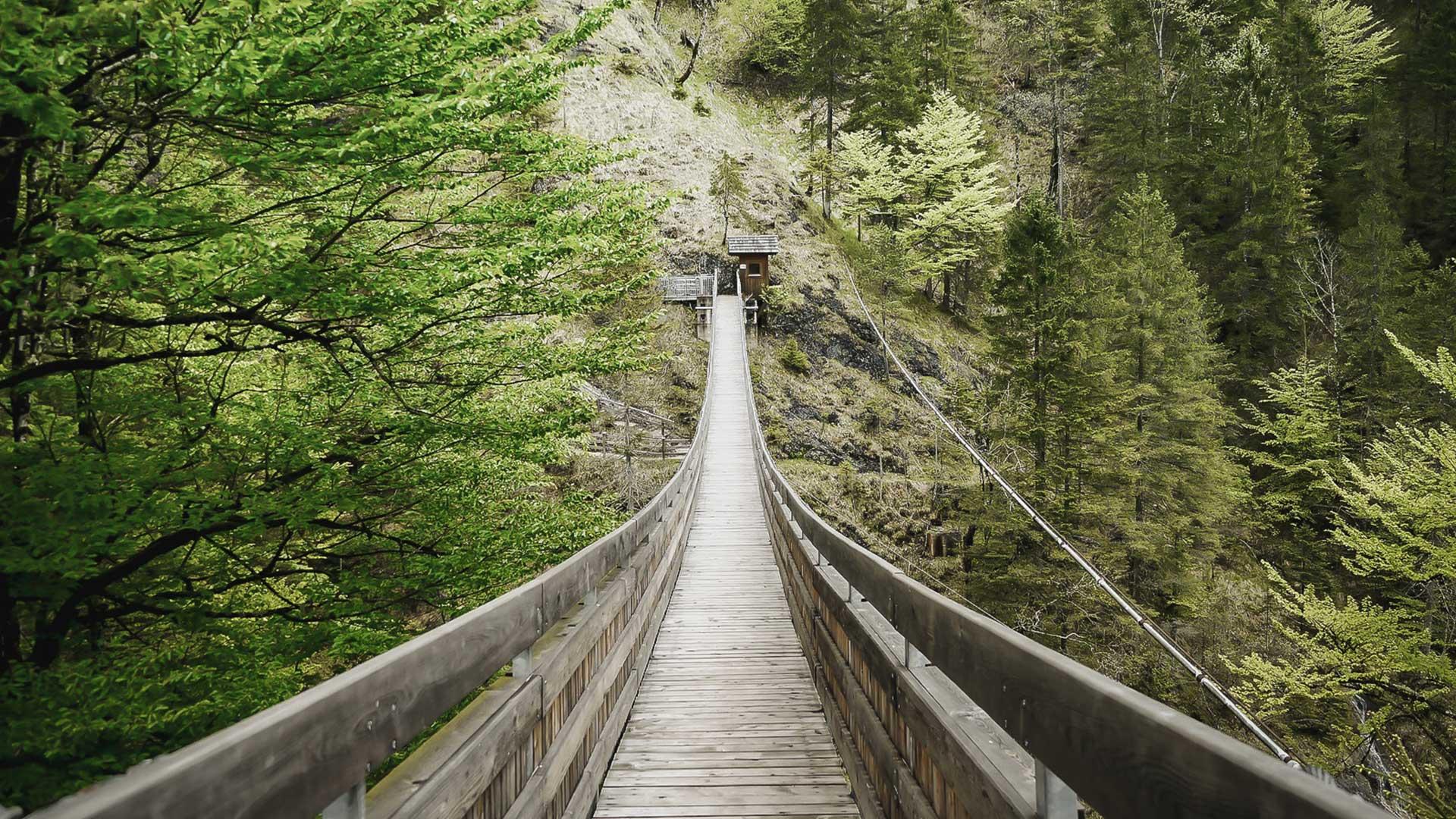 Ein wanderbares Erlebnis - Wasserlochklamm Palfau